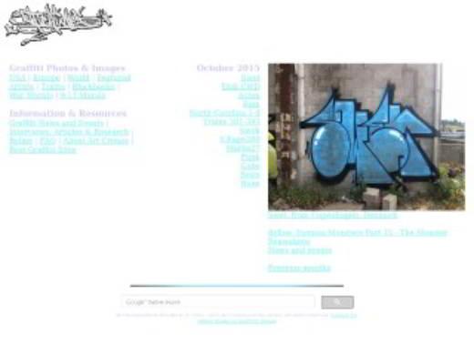 scritte graffiti