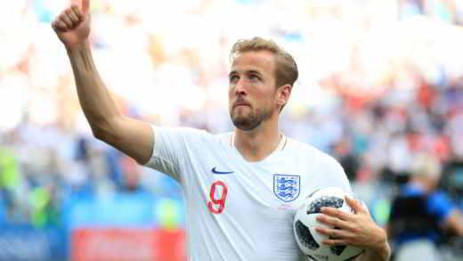 Kane capocannoniere Mondiali Russia 2018