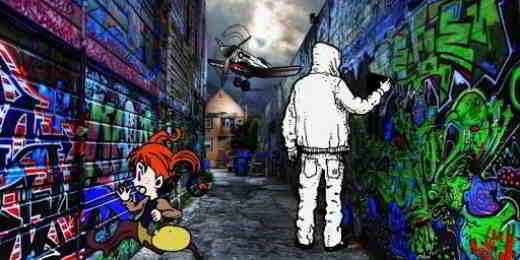 migliori siti per creare graffiti e murales online gratis