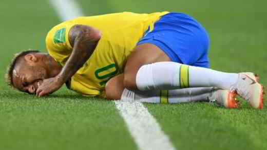 Brasile di Neymar fuori dai Mondiali