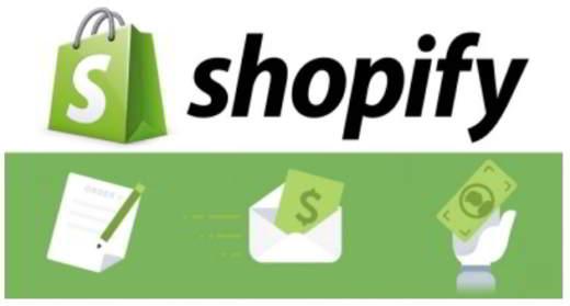 shopify - Biglietti da visita, realizzarli con Shopify