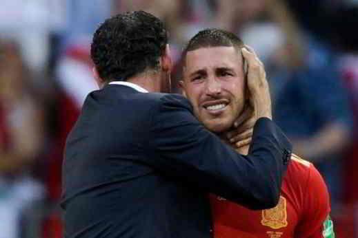 Spagna fuori dai Mondiali