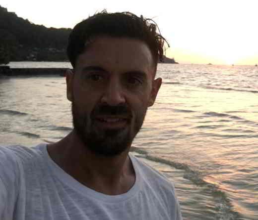Mauro di Matrimonio a prima vista Italia 3