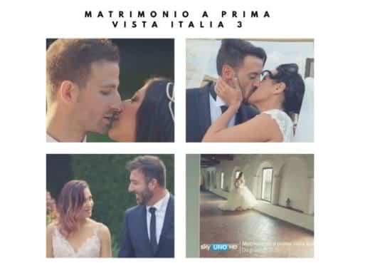 che fine hanno fatto le coppie di matrimonio a prima vista italia 3 - Che fine hanno fatto le coppie della terza stagione di Matrimonio a prima vista Italia