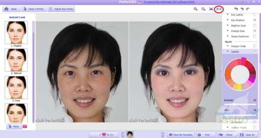 come correggere i difetti del viso con il trucco