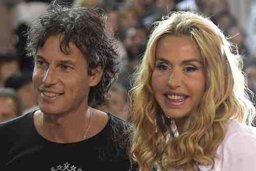 Valeria Marini e Patrick Baldassarri