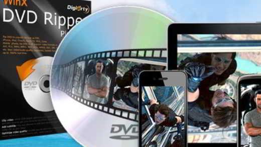 winx dvd ripper platinum miglior dvd ripper - WinX DVD Ripper Platinun: Il miglior DVD Ripper per la conversione da DVD a digitale