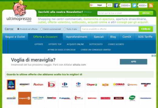 app volantini supermercati