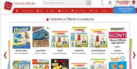 app volantini