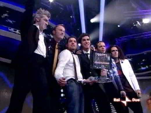 Vincitore X Factor 2008: Aram Quartet