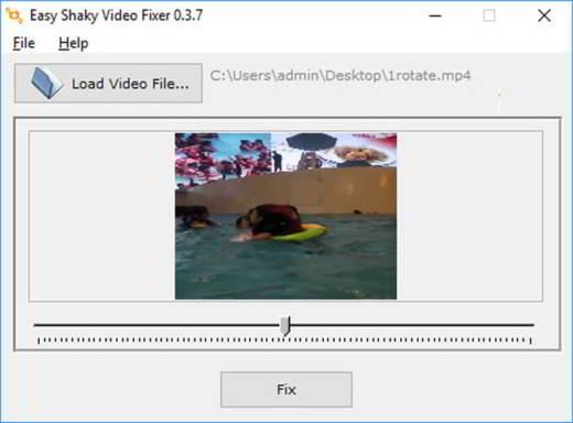 stabilizzare video gopro studio