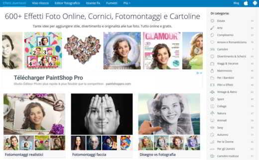 fotomontaggio online gratis