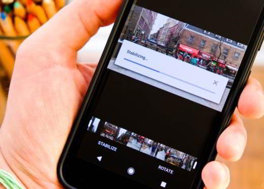 stabilizzatore video