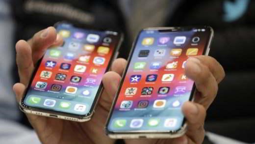 iPhone 2018-2019