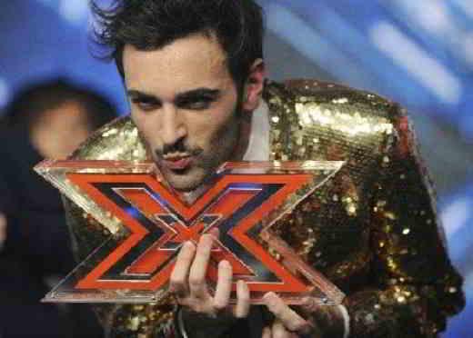 Vincitore X Factor 2009 2° edizione: Marco Mengoni