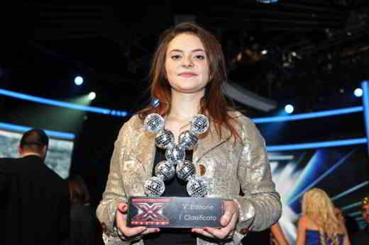 Vincitore X Factor 2011: Francesca Michielin