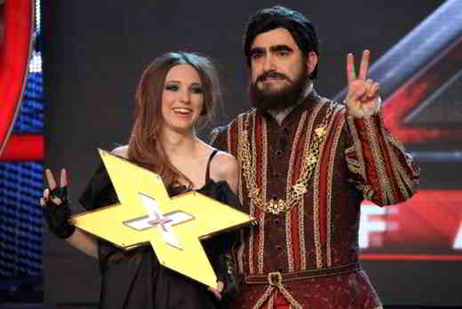Vincitore X Factor 2010: Nathalie
