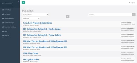 Come scaricare giochi PS3