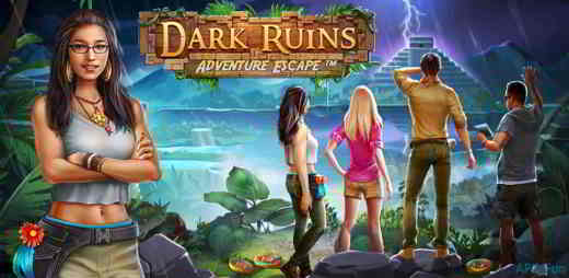 Adventure Escape Dark Ruins soluzioni
