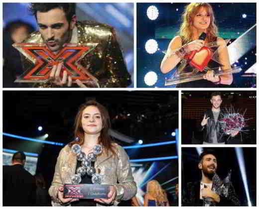 Che fine hanno fatto i vincitori di X Factor