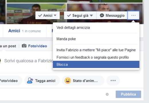 come guardare chi visita il mio profilo facebook