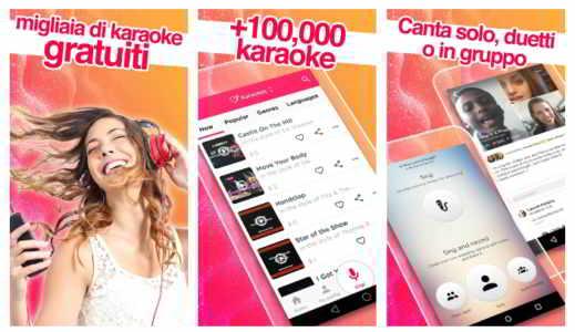 canzoni da cantare al karaoke