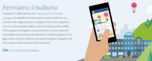 facebook contri il bullismo