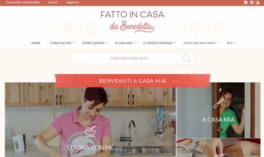 Migliori siti con corsi di cucina online informarea for Cucinare definizione