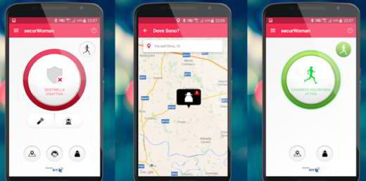 app contro lo stalking