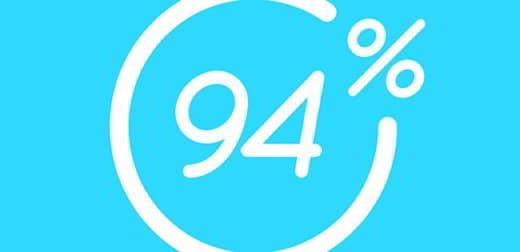94 soluzioni - 94% soluzioni di tutti i livelli