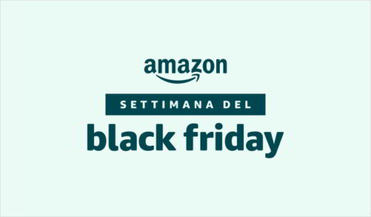 amazon settimana del black friday 2018 1 - Offerte Del Giorno e Offerte Lampo Black Friday 2018 Amazon