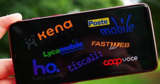 App ufficiali degli operatori di telefonia mobile