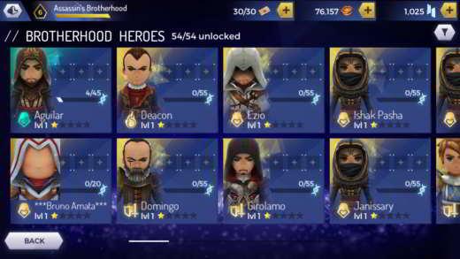 come sbloccare personaggi assassin creed rebellion - Trucchi per giocare a Assassin's Creed Rebellion - soldi infiniti e sblocco personaggi nuovi