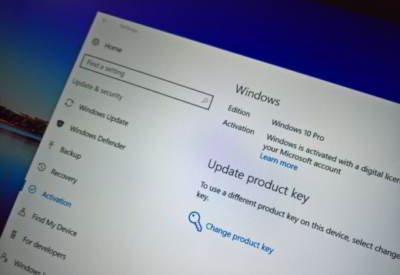 dove trovare product key windows 10 - Come trovare il codice Product Key di Windows 10