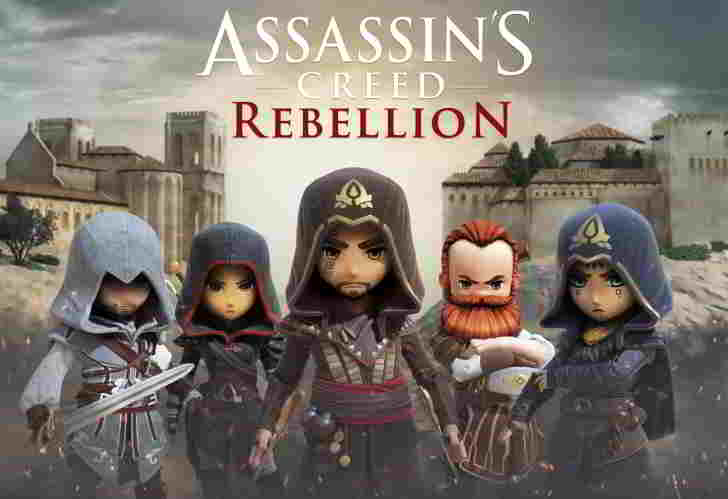 trucchi assassins creed rebellion
