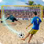 Spara Goal - Beach Calcio