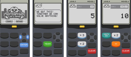 calculator 2 the game soluzioni