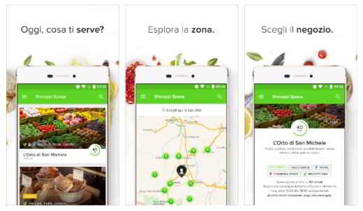 app per supermercati