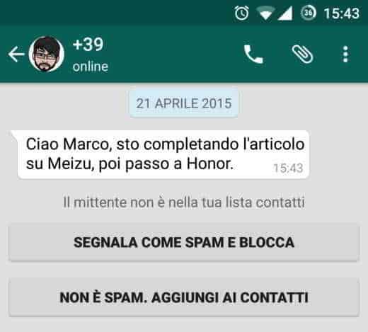 antispam whatsapp