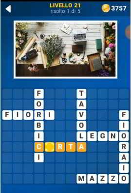 Screenshot 102 4 - Soluzioni 140 Foto Cruciverba