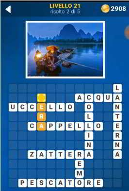 Screenshot 103 4 - Soluzioni 140 Foto Cruciverba