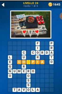 Screenshot 117 4 - Soluzioni 140 Foto Cruciverba