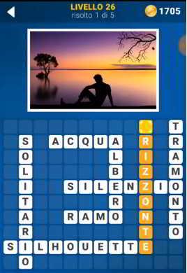 Screenshot 127 4 - Soluzioni 140 Foto Cruciverba