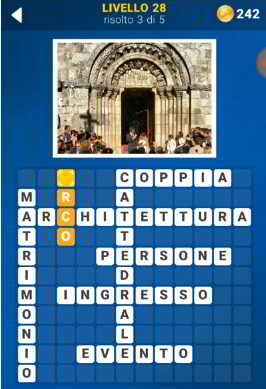 Screenshot 139 4 - Soluzioni 140 Foto Cruciverba