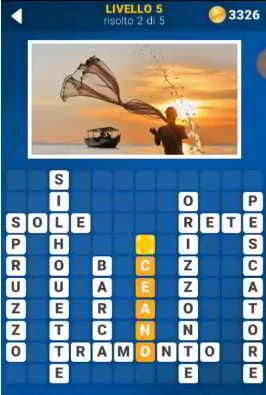 Screenshot 23 4 - Soluzioni 140 Foto Cruciverba