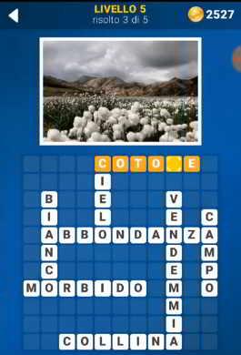 Screenshot 24 4 - Soluzioni 140 Foto Cruciverba