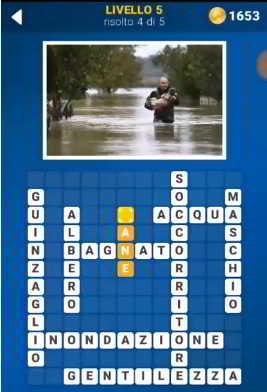 Screenshot 25 4 - Soluzioni 140 Foto Cruciverba