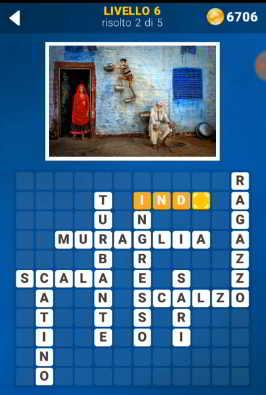 Screenshot 28 4 - Soluzioni 140 Foto Cruciverba