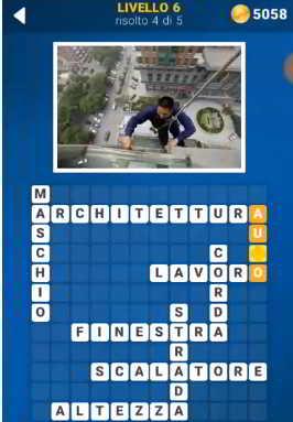 Screenshot 30 4 - Soluzioni 140 Foto Cruciverba