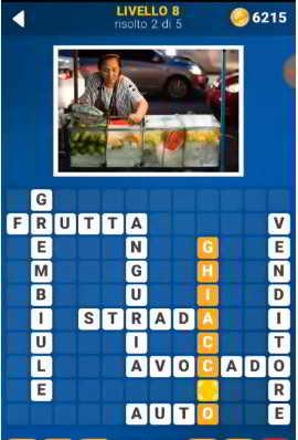 Screenshot 38 4 - Soluzioni 140 Foto Cruciverba